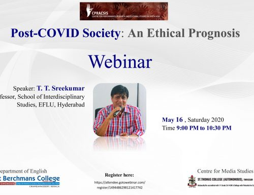 Post COVID Society: An Ethical Prognosis