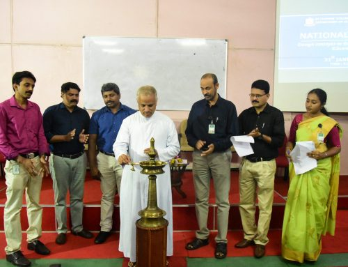 National Seminar on  Design concepts in Electronic hardware and Electric drives