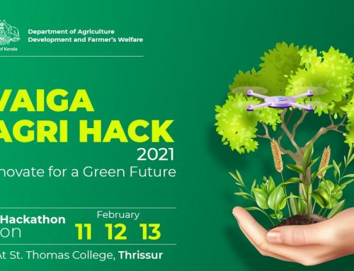 Agri Hack 2021: Letter of Appreciation