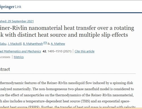 Reiner-Rivlin nanomaterial heat transfer over a rotating disk with distinct heat source and multiple slip effects
